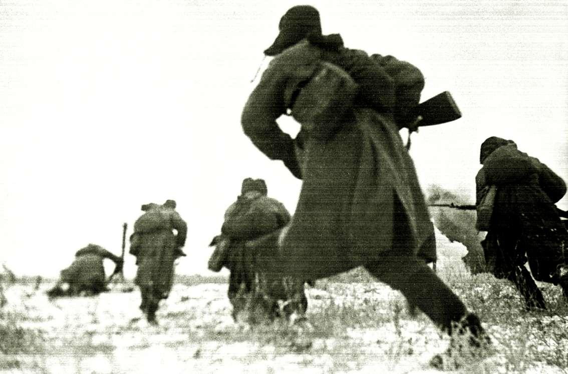 Εποποιία του Στάλινγκραντ Сталинградская битва 2 1