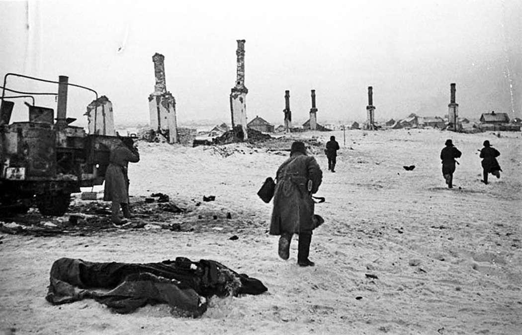 Εποποιία του Στάλινγκραντ Сталинградская битва 2 2