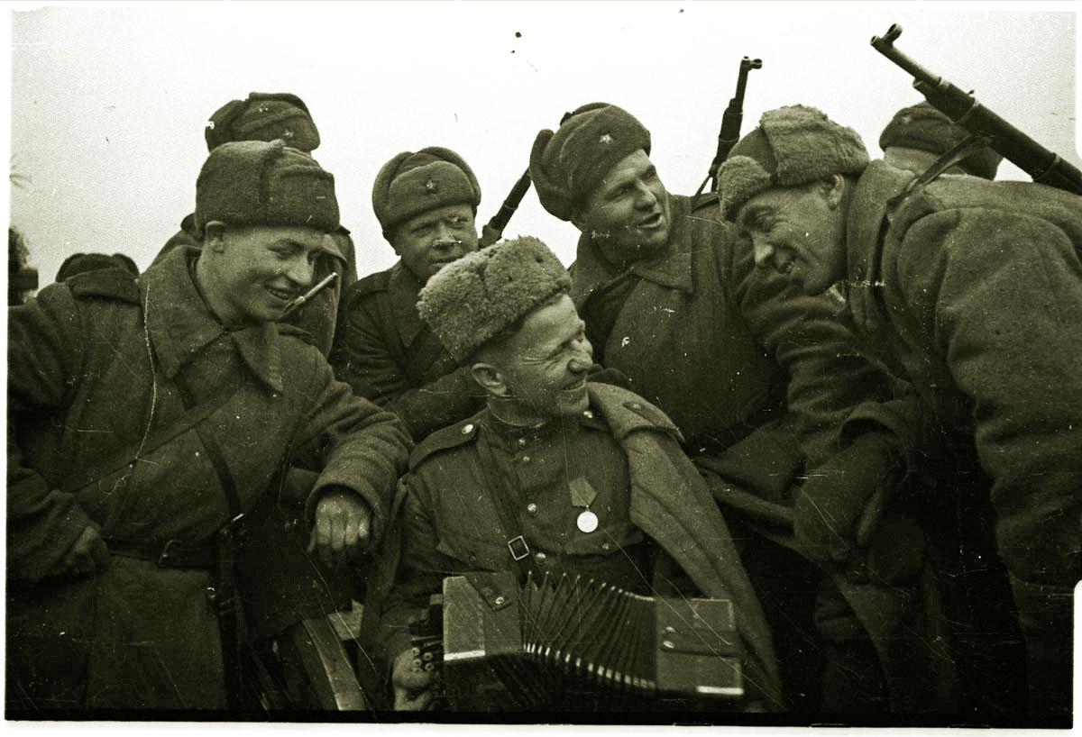 Εποποιία του Στάλινγκραντ Сталинградская битва 4