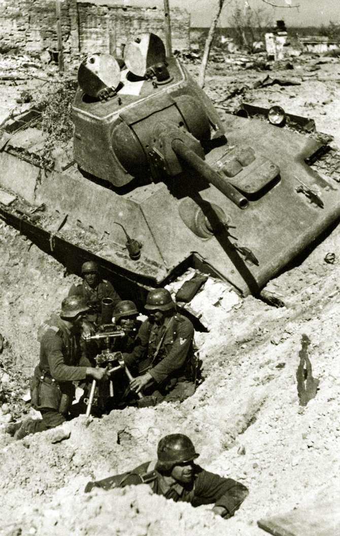Εποποιία του Στάλινγκραντ Сталинградская битва 5 2