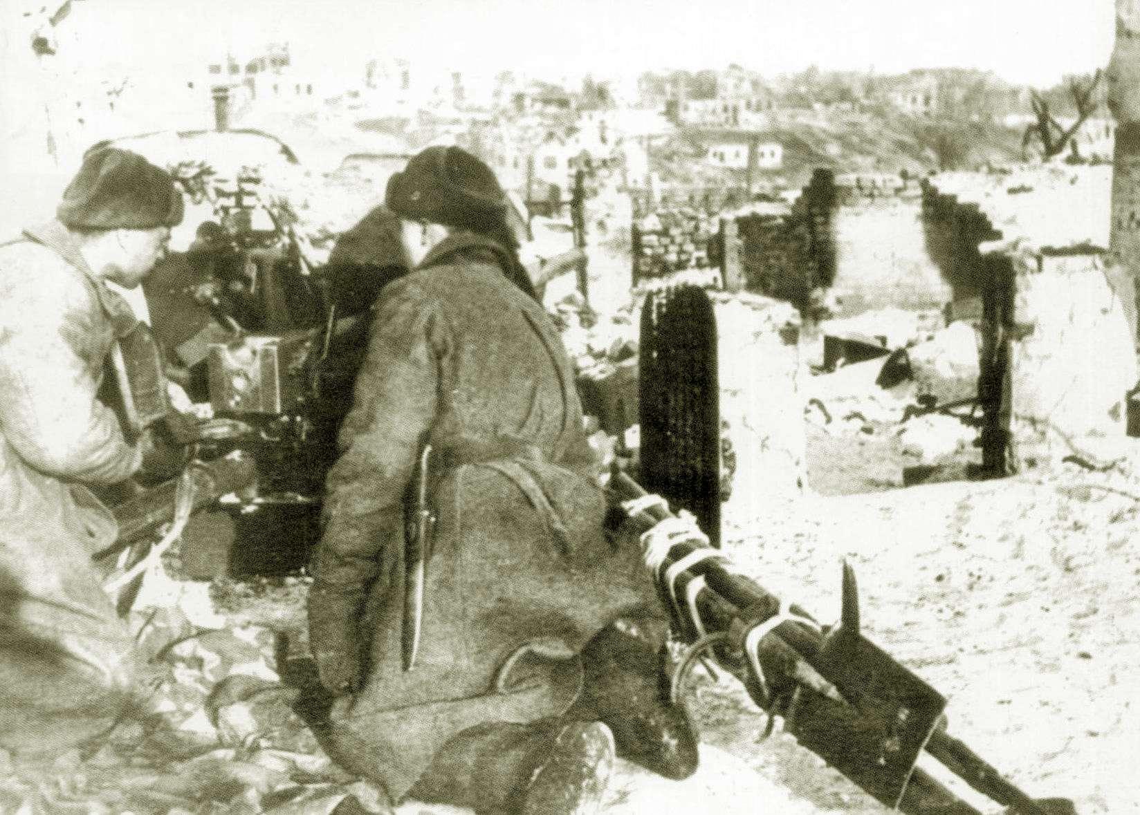 Εποποιία του Στάλινγκραντ Сталинградская битва 5 5
