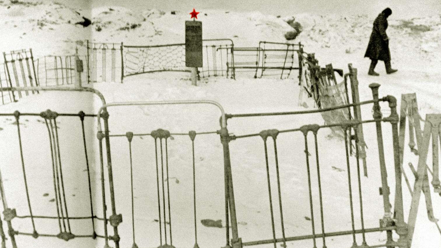 Εποποιία του Στάλινγκραντ Сталинградская битва 5 6
