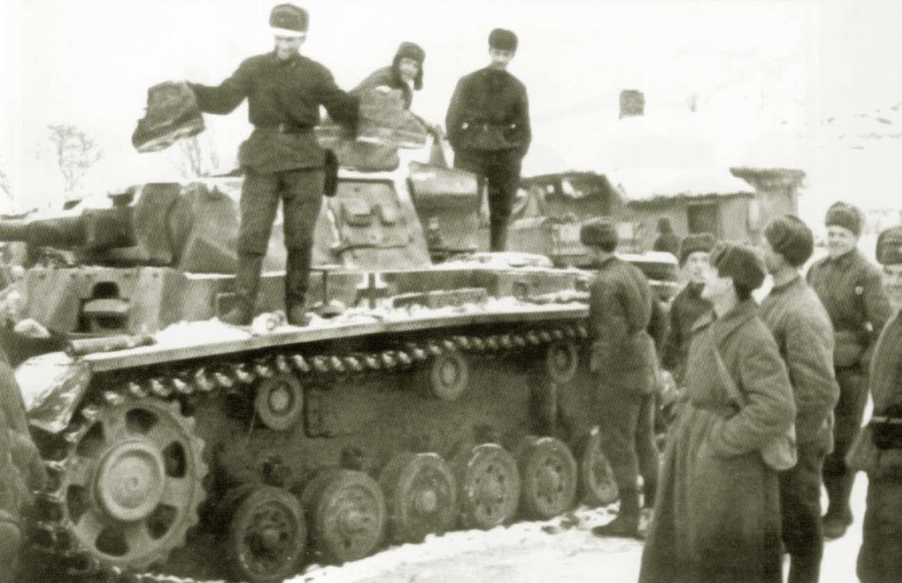 Εποποιία του Στάλινγκραντ Сталинградская битва 5 7