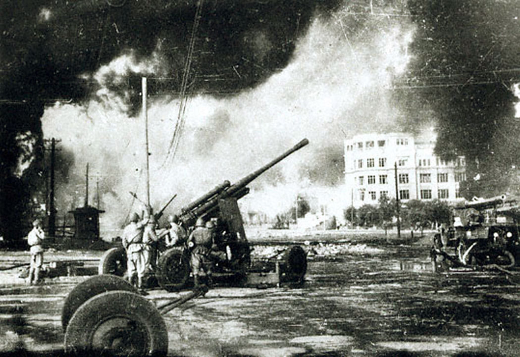 Εποποιία του Στάλινγκραντ Сталинградская битва