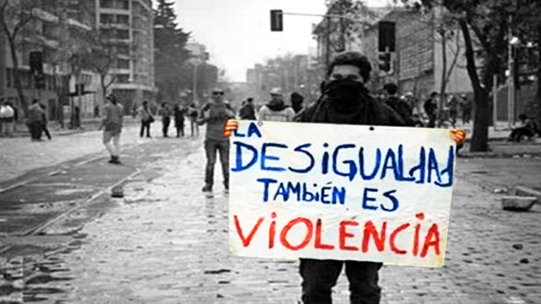 Η ανισότητα είναι βία
