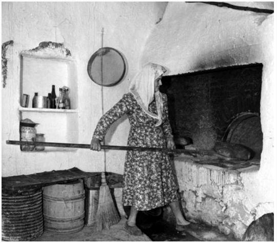 Κούλουμα-ψωμί