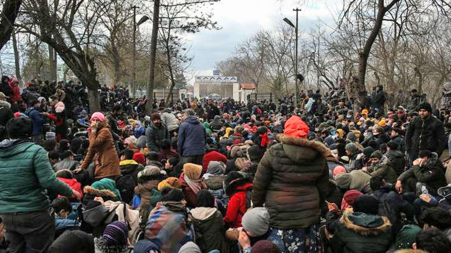Τα αυξημένα κύματα προσφύγων δεν αντιμετωπίζονται με καταστολή