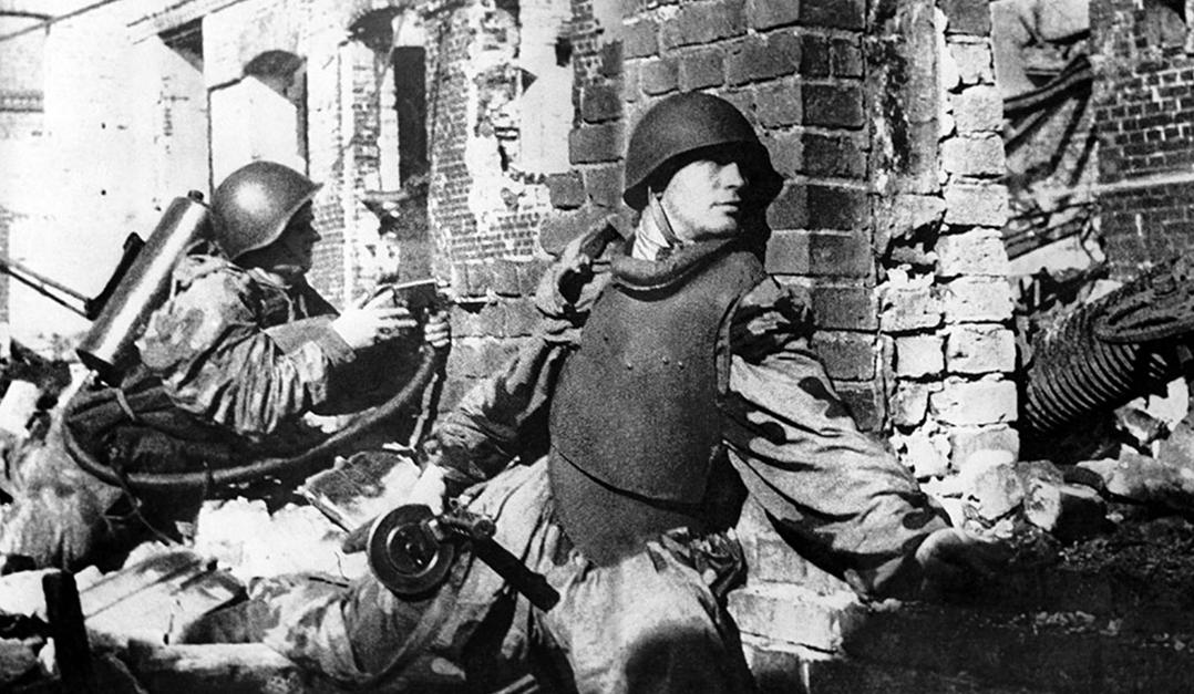 Сτалинградская битва