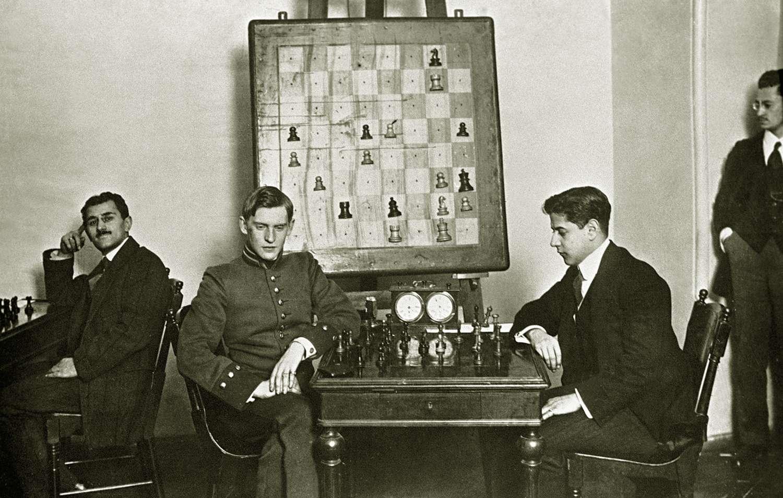 2ο διεθνές τουρνουά σκακιού Μόσχας