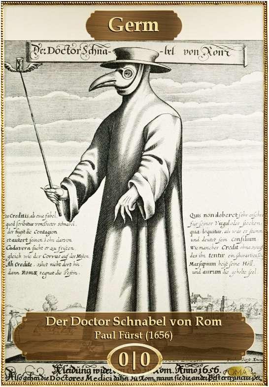 Medico Dottore della Peste