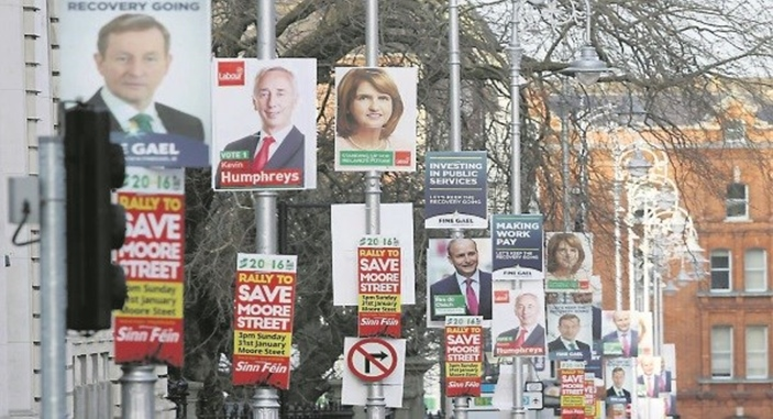 elections ireland 1