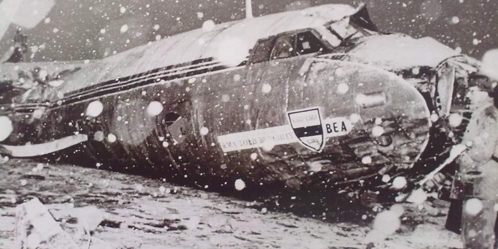 manchester 1958 tragodia