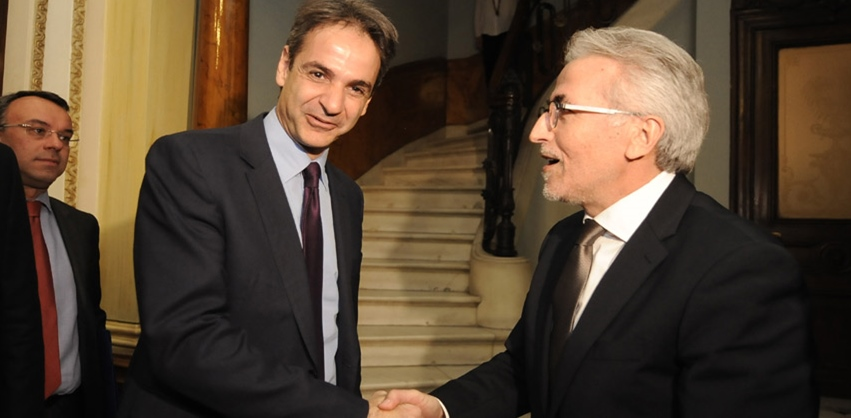 mitsotakis panagopoulos gsee