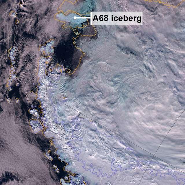 pagovouno antarktiki 1