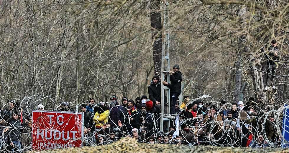 Μετανάστες-Έβρος