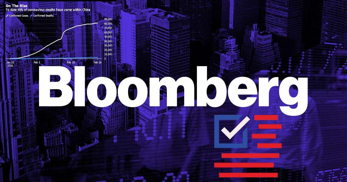 Bloomberg coronavirus