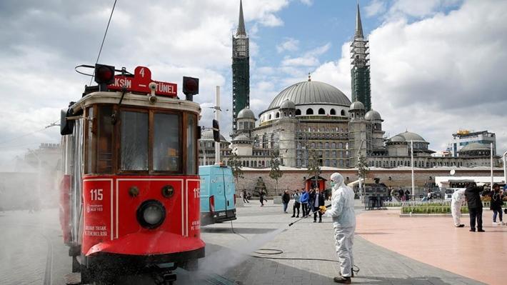 COVID19 istanbul