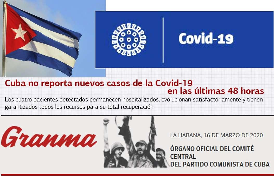 Cuba Covid 19