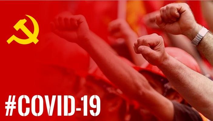 communist parties covid19