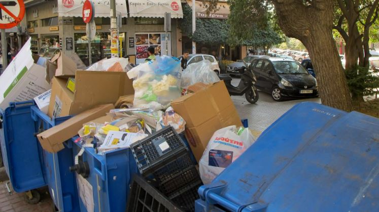 #Covid-19: Οδηγίες για τον ασφαλέστερο τρόπο διαχείρισης απορριμμάτων