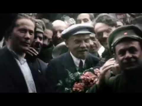 150 χρόνια από τη γέννηση του Λένιν
