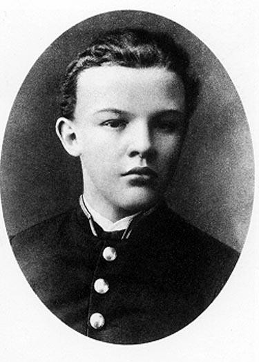 Lenin 1887
