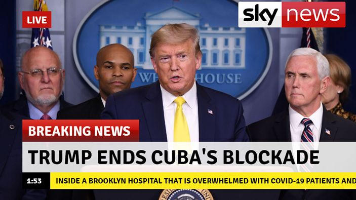 TRUMP BREAKING NEWS