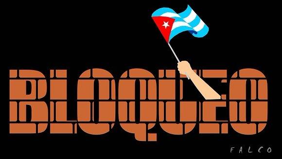 bloqueo cuba