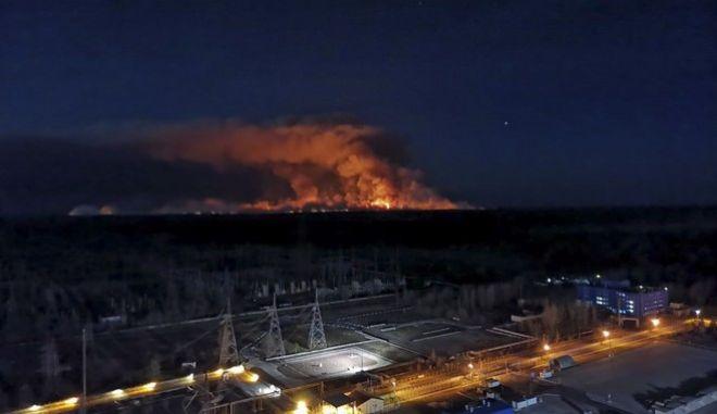 chernobyl fires 2