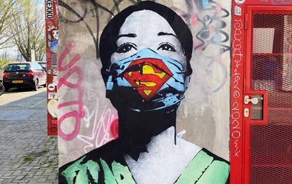 graffiti Fake Amsterdam