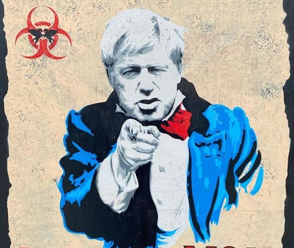graffiti Pegasus London