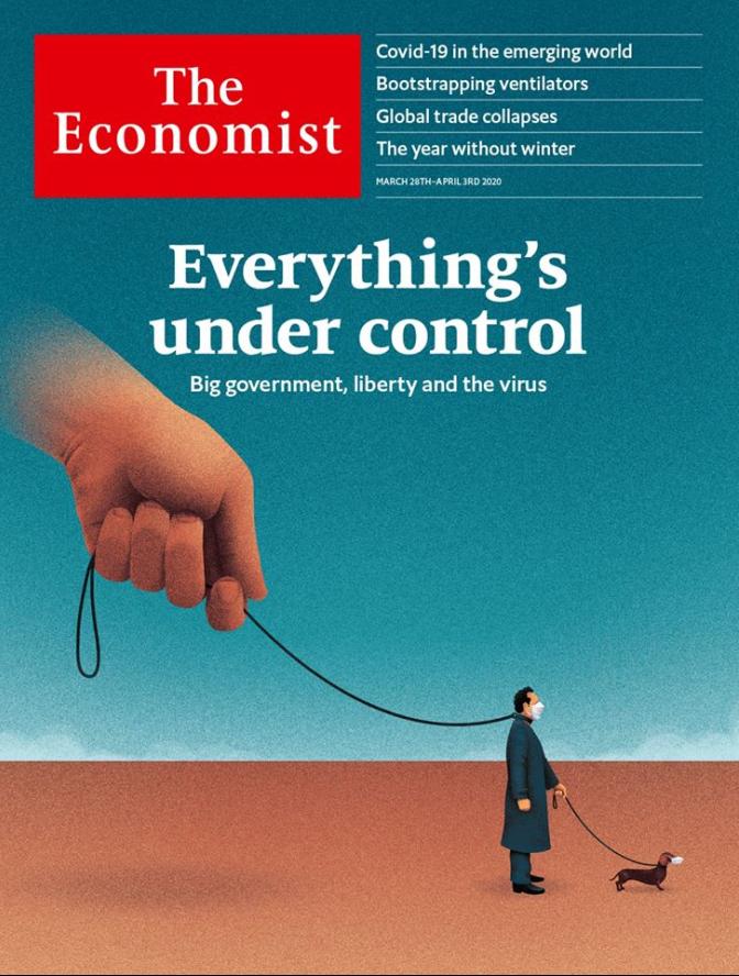 Όταν το The Economist προειδοποιεί και προετοιμάζει… «Όλα είναι ...