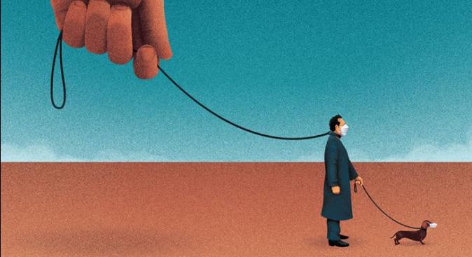 Όταν το The Economist προειδοποιεί και προετοιμάζει…«Όλα είναι υπό έλεγχο»