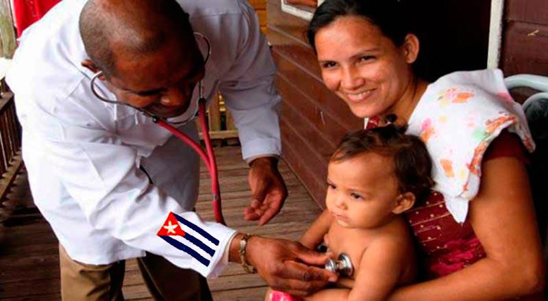 isión médica internacionalista de Cuba 2