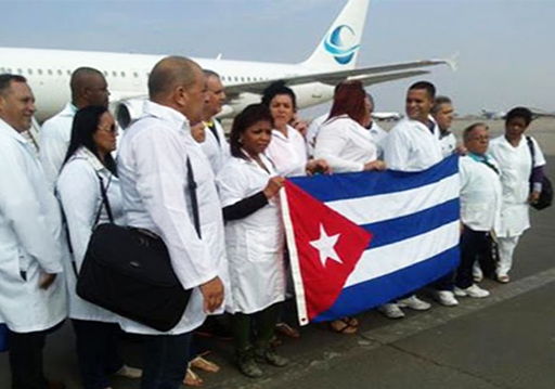 isión médica internacionalista de Cuba 3