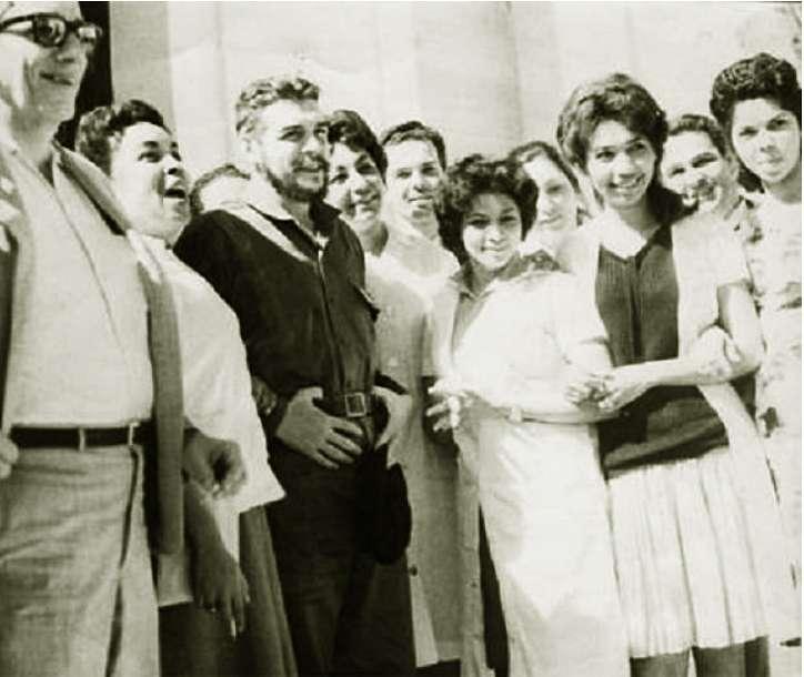 1era Μisión médica internacionalista de Cuba