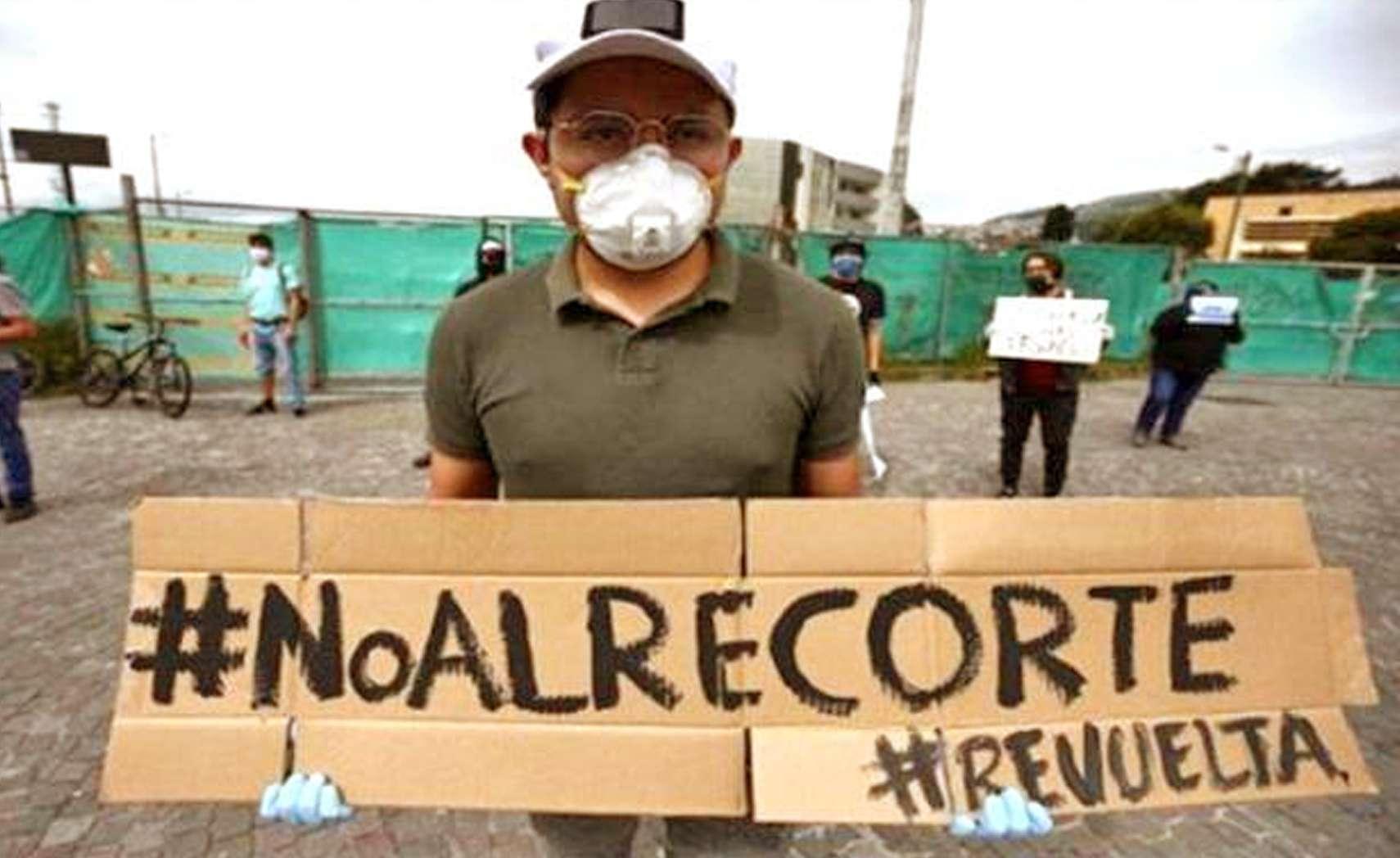 Οι σιδηροδρομικοί του Ισημερινού απορρίπτουν τις ιδιωτικοποιήσεις
