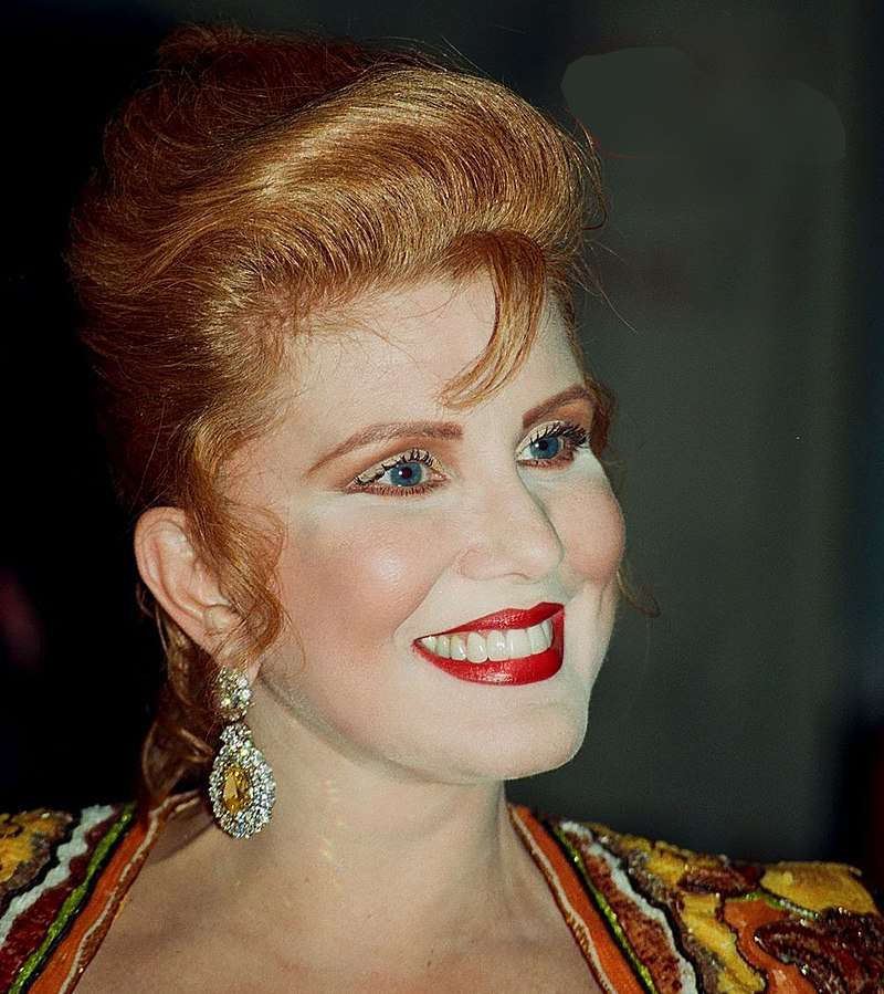 Georgette Mosbacher Paulsin 1999