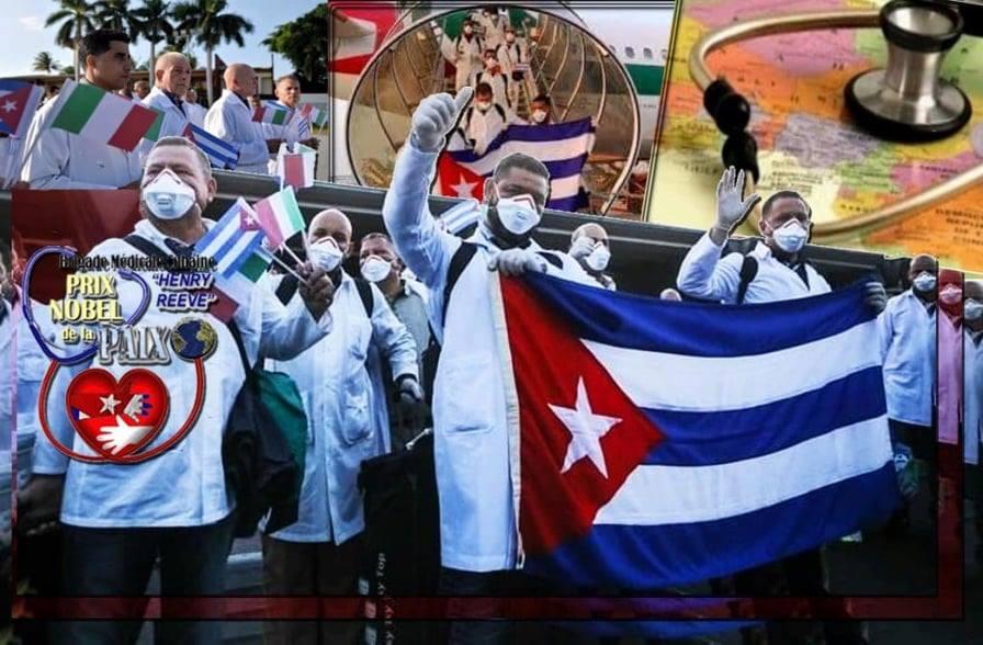 Νόμπελ στους γιατρούς της ΚΟΥΒΑΣ - Nobel Prize Doctors Cuba