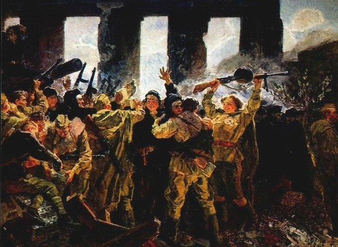 Η 9η Μαΐου δεν ήταν μόνο η ημέρα που νικήθηκε ο φασισμός…