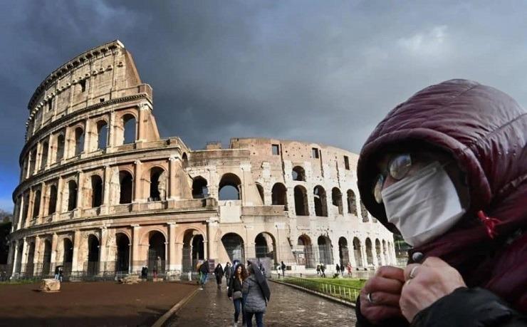 Ιταλία: Μείωση των κρουσμάτων, μικρή αύξηση των θανάτων – Φόβοι για το φθινόπωρο
