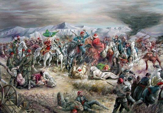 «Η Μάχη του Λασιθιού» Λασίθι, Τόπος Μέγας