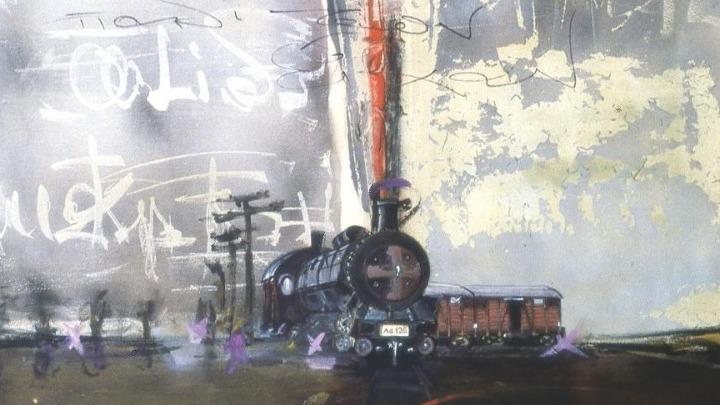 stelios mautomatis trena