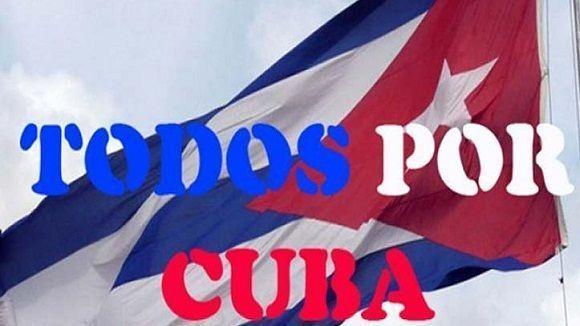 ¡Cuba va!, ¡Cuba Va!, η Κούβα τραβάει το δρόμο της! ¡todos por Cuba!