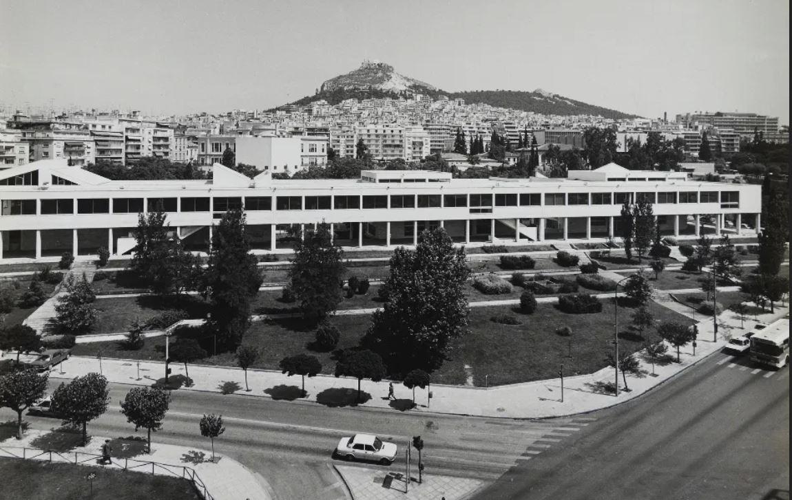 Δεσποτόπουλος από το Bauhaus στο Ωδείο Αθηνών