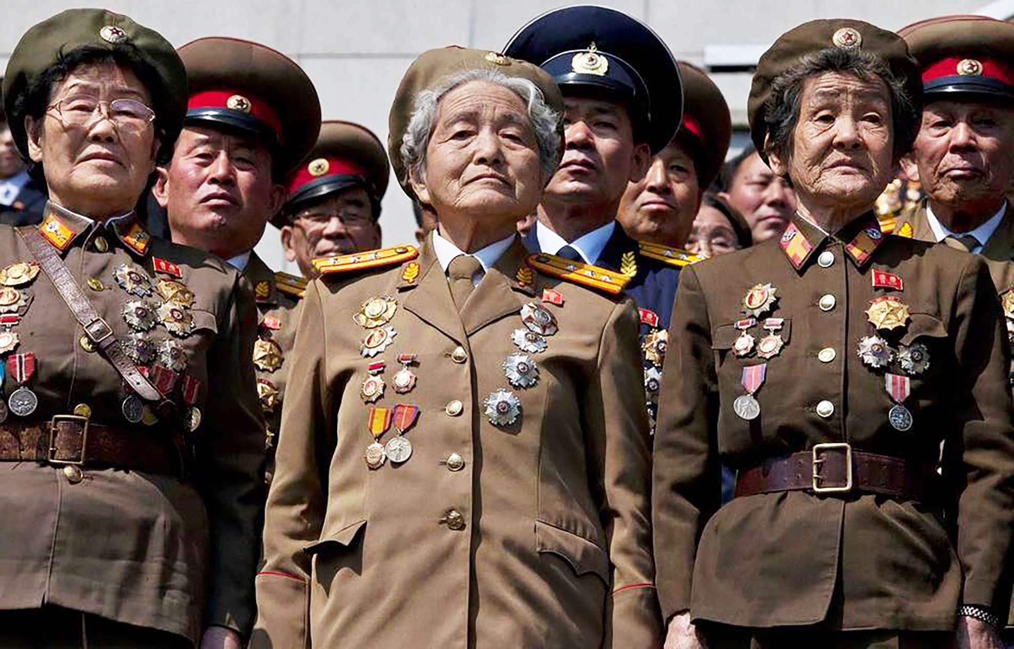 της νύχτας Βόρεια Κορέα