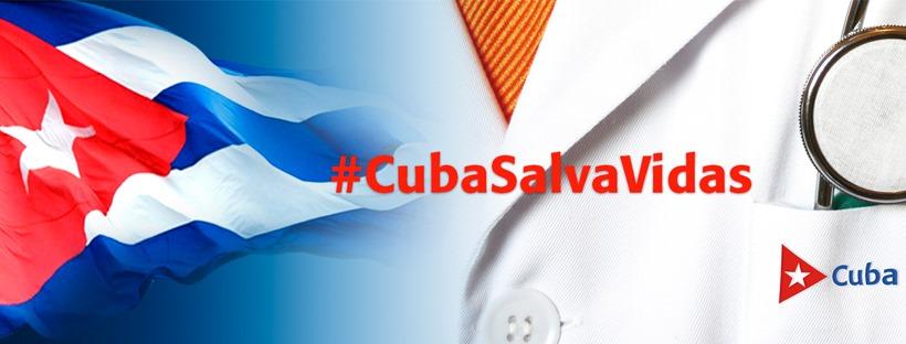 Νόμπελ στους γιατρούς της ΚΟΥΒΑΣ Nobel Prize for the Doctors of Cuba
