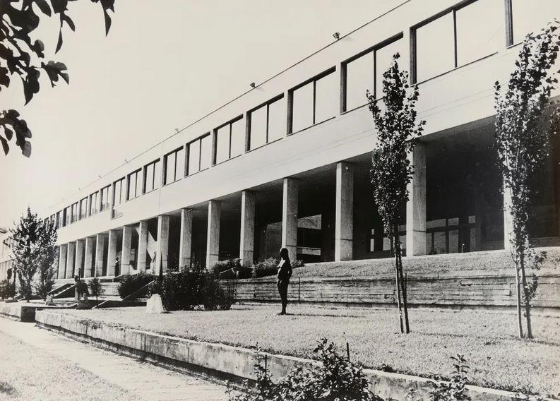 Αθηνών προς Βασ. Κωνσταντίνου φωτογραφία γύρω στο 1975