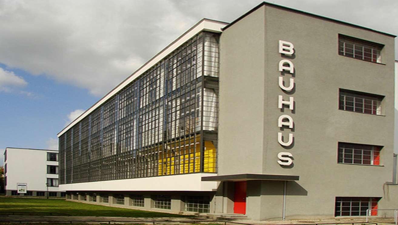Bauhaus κτήριο