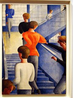 Bauhaus μαθητές